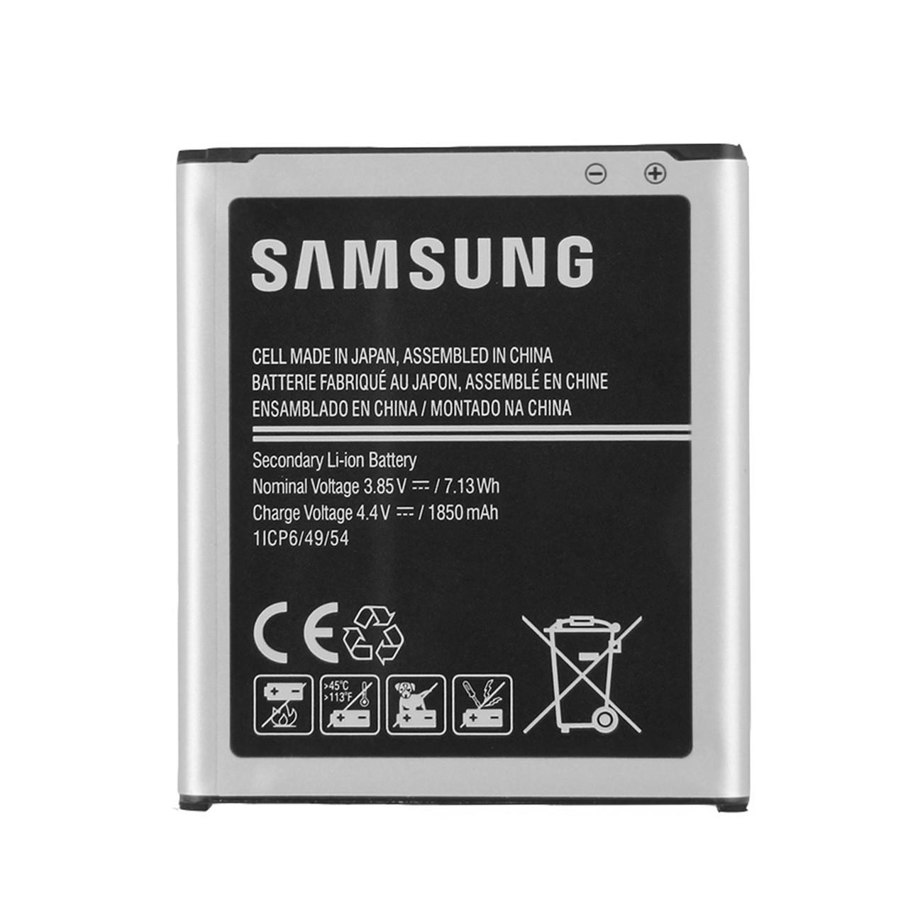 Аккумулятор Samsung Galaxy J1 J100 1850mAh Kaution
