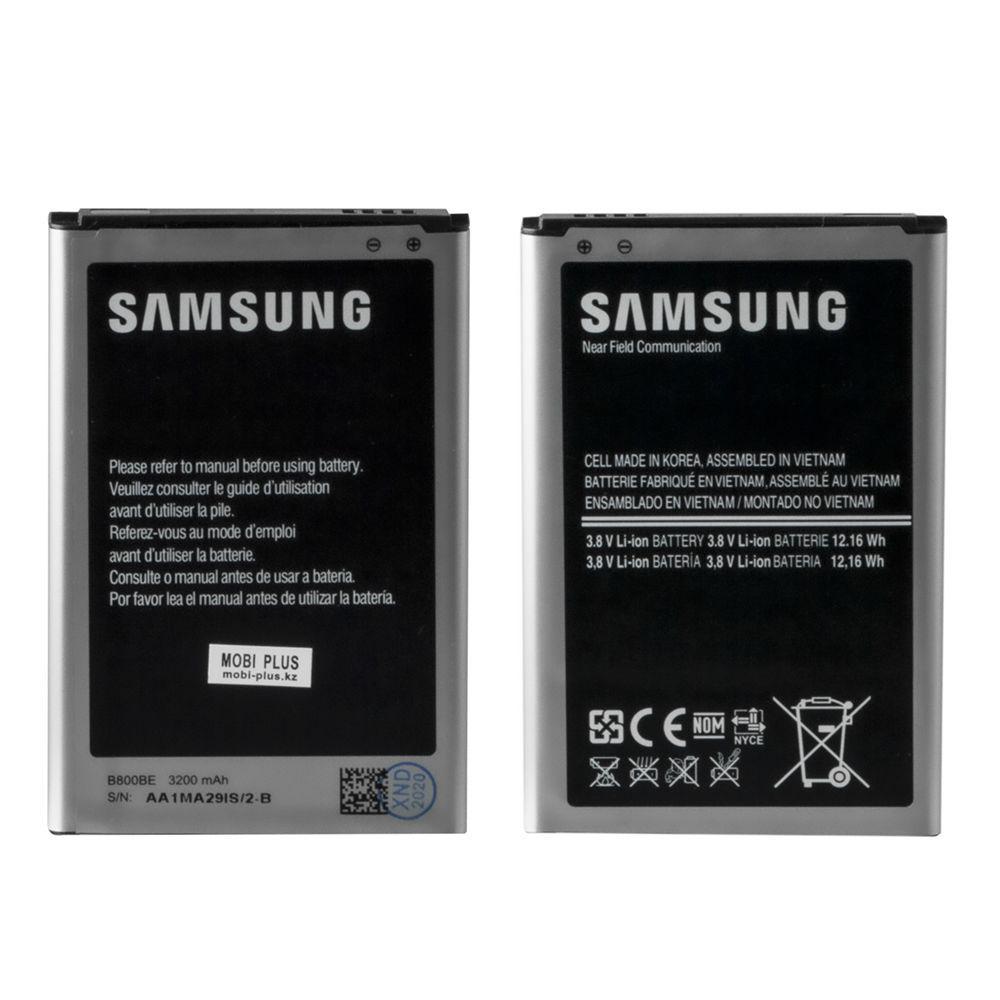 Аккумулятор Samsung Galaxy Note 3 N9000/N9005 B800BE 3200mAh GU Electronic