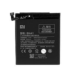 Аккумулятор Xiaomi BN41 Redmi Note 4 4000mAh Caution