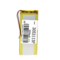 Аккумулятор универсальный 3053113P 3200mAh 3.7V (3.0 mm * 45 mm * 113mm) KV OEM