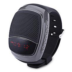 Акустическая система часы Yuhai sport music Bluetooth B90 Black