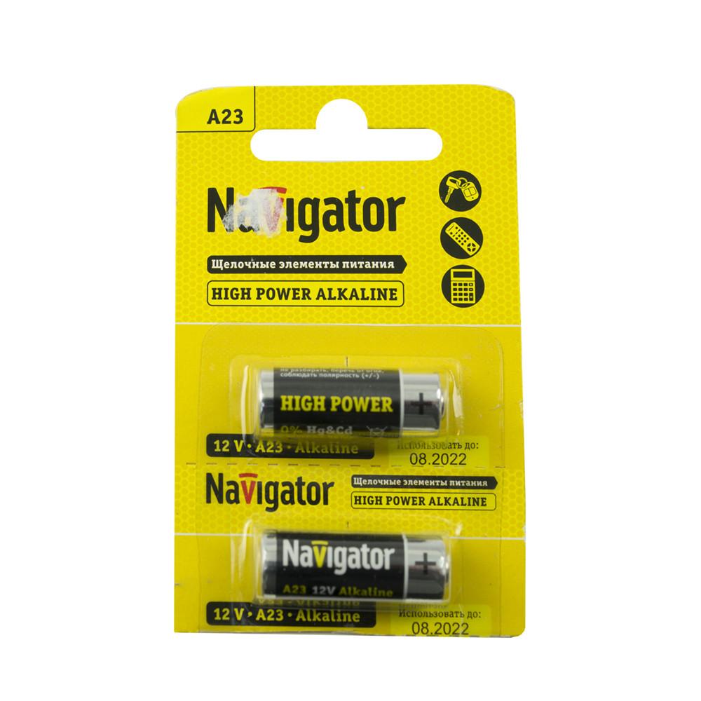 Батарейки Navigator, штучно
