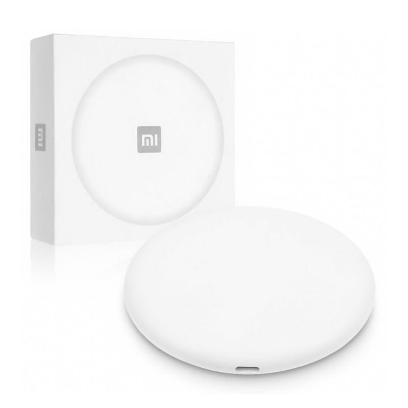 Беспроводное зарядное устройство с кабелем и адаптером Xiaomi Mi Wireless Charger MDY-10EP 20W White