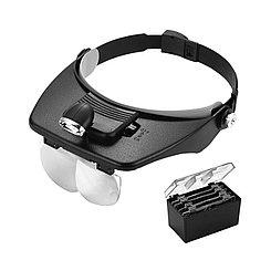 Бинокулярные очки с подсветкой MG81001-A