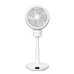Вентилятор Xiaomi Lexiu Vertical Air Circulation Fan (SS2), white