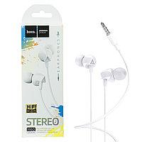 Гарнитура Hoco M60 Stereo HiFi Audio, White