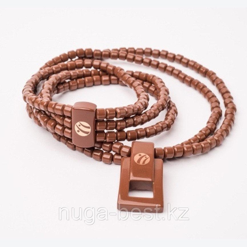 Турманиевый браслет и ожерелье Нуга бест