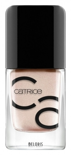 CATRICE ЛАК ДЛЯ НОГТЕЙ MORE THAN  ICONAILS GEL LACQUER Тон 72 Why The Shell Not