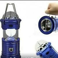 Кемпинговый складной фонарь-лампа SH-5802