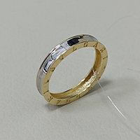 Золотое кольцо «Bvlgari»