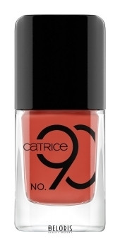 CATRICE ЛАК ДЛЯ НОГТЕЙ MORE THAN  ICONAILS GEL LACQUER Тон 90 Nail Up And Be Awesome