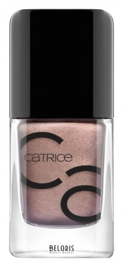 CATRICE ЛАК ДЛЯ НОГТЕЙ MORE THAN  ICONAILS GEL LACQUER Тон 85 Every Sparkle Happens For A Reason