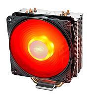 Кулер для процессора, Deepcool, GAMMAXX 400 V2 RED, DP-MCH4-GMX400V2-RD, Intel 1366-1200-115х и AMD AM4-AM3
