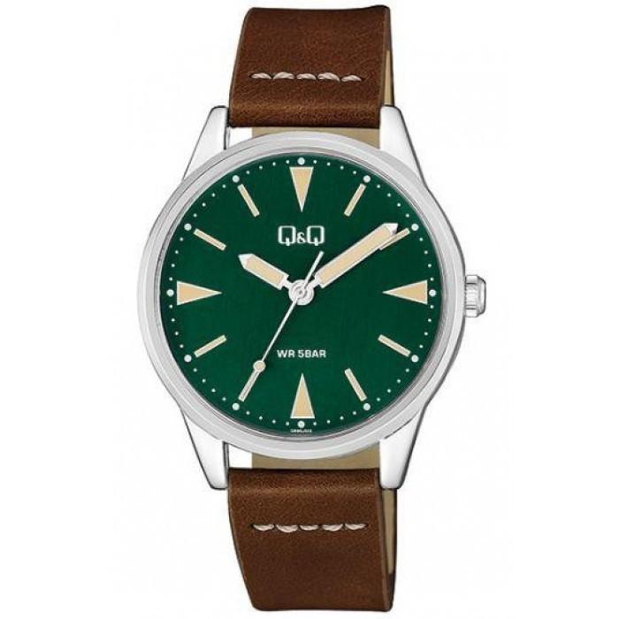 Японские наручные часы Q&Q QB90-312. Гарантия. Рассрочка. Kaspi RED.