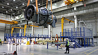 Ремонт, капремонт газовой турбины (ГТД) Siemens Tornado, Siemens Typhoon