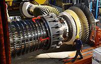 Ремонт, капремонт газовой турбины (ГТД) GE 6F.01, 6F.03, GE 9E