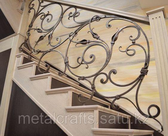 Кованые решетки для окон и дверей на заказ. Алматы - фото 8