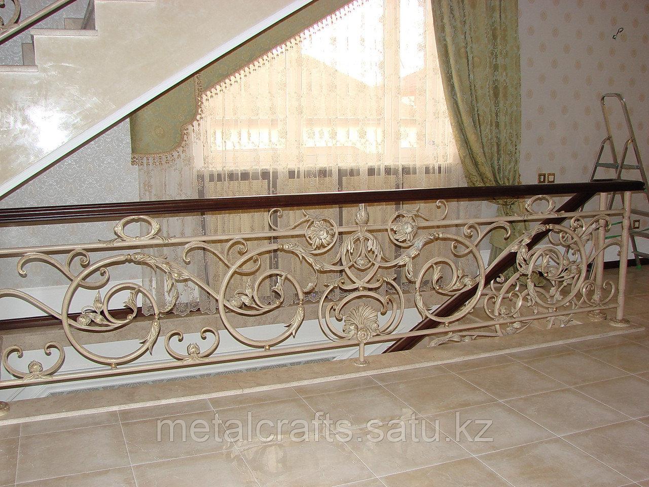 Кованые решетки для окон и дверей на заказ. Алматы - фото 10