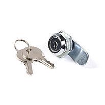 Замок металлический с ключом Deluxe MS403 18*16 (замок+язычок+ключ)