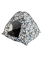 Палатка-автомат для зимней рыбалки CONDOR WDH2217WC, размер 2,0х2,0х1,7 м, трехслойная