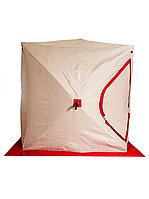 Палатка КУБ для зимней рыбалки утепленная CONDOR TH-0130, размер 2,0х2,0 м