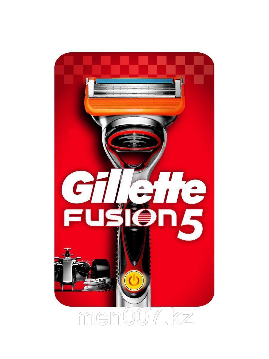 GIllette Fusion5 Power станок со сменной кассетой (с элементом питания)