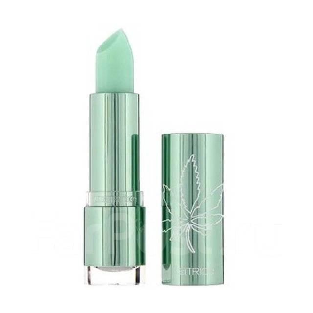 CATRICE. / Бальзам для губ Hemp & Mint Glow Lip Balm 010
