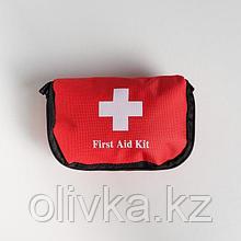 Аптечка дорожная First Aid, 14х9х4 см
