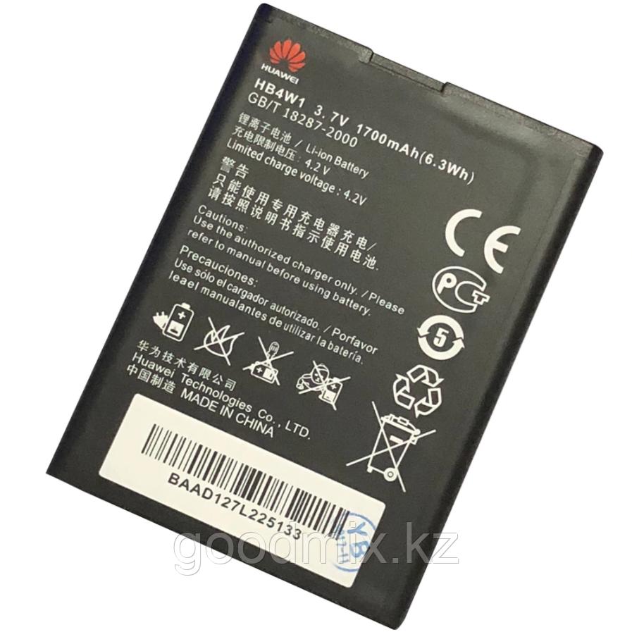 Аккумулятор для Huawei Y210C (HB4W1, 1700mAh)