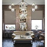 Рулонная штора «Плайн», 140 х 175 см, цвет молочный шоколад, фото 3