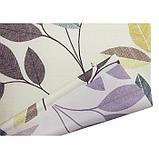 Рулонная штора «Листопад», 120 х 175 см, цвет, фото 3