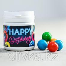 Жевательная резинка Happy Birthday, 40 г.