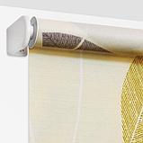 Рулонная штора «Листопад», 180 х 175 см, цвет, фото 4