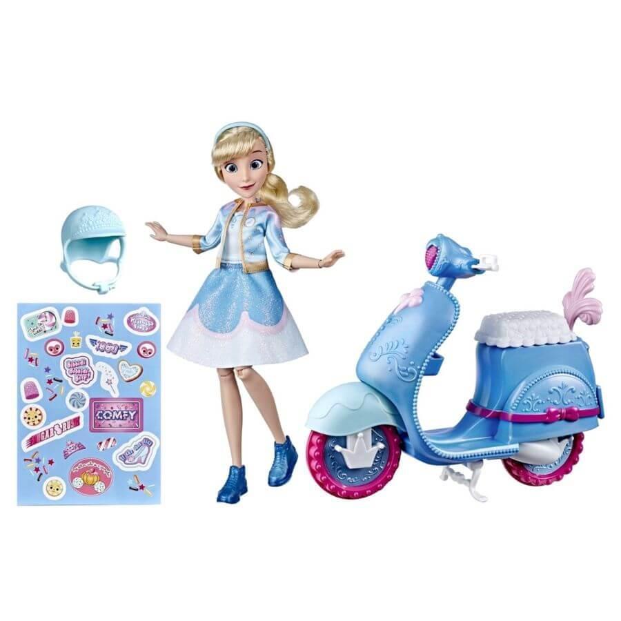 Disney Princess: ИГР НАБР ПРИНЦЕССА ДИСНЕЙ КОМФИ СКУТЕР