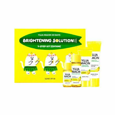 SOME BY MI - Yuja Niacin 30 Days Brightening Solution 4-Step Kit Speaicl Edition