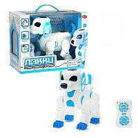 Собака робот интерактивный Лакки 7588 М