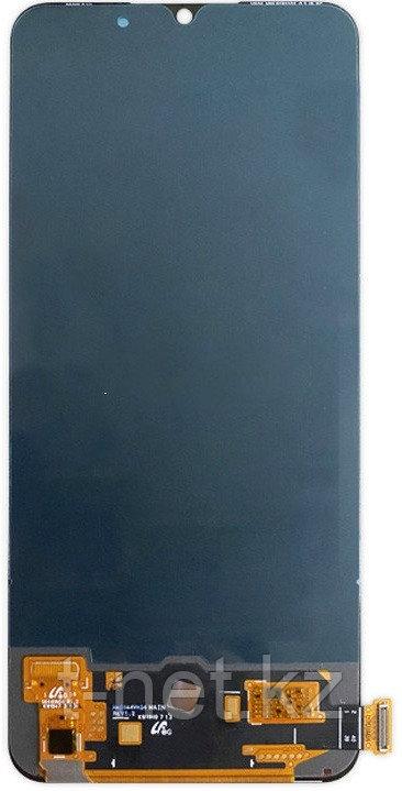 Дисплей OPPO RENO 3 с сенсором, цвет черный качество OLED