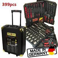 Набор инструмента из 399 предметов в чемодане SWISS KRAFT Exclusive [Германия]