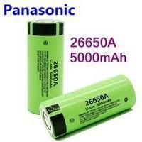 Аккумулятор 26650 Panasonic 3.7v 5000mAh (без защиты)
