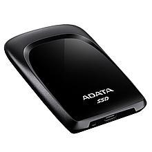 ADATA ASC680-480GU32G2-CBK Жесткий диск SSD внешний SC680 480GB, черный