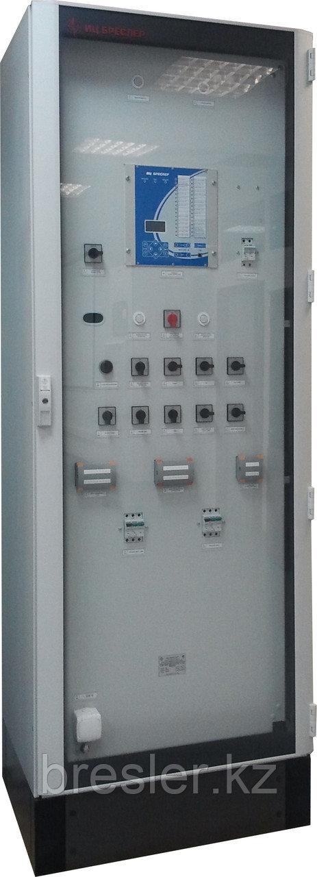 Шкаф автоматики управления выключателем с пофазным приводом присоединений 220-750 кВ типа «Ш2700 06.615»