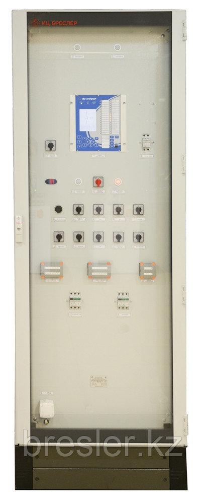 Шкаф резервной защиты трансформатора и АУВ 110-220 кВ типа «Ш2600 06.52х»