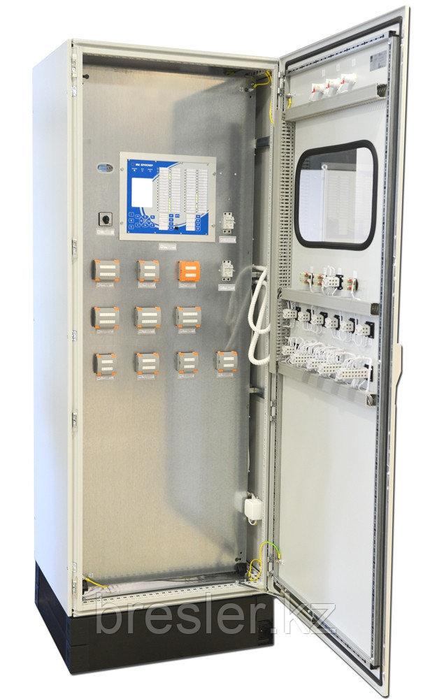 Шкаф основных защит автотрансформатора 220 кВ серии «Ш2600 08.52х»