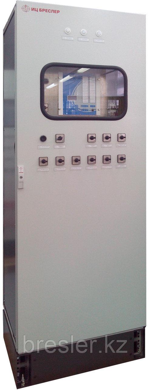 Шкаф основных и резервных защит батареи статических конденсаторов 110-220 кВ типа «Ш2600 08.555»