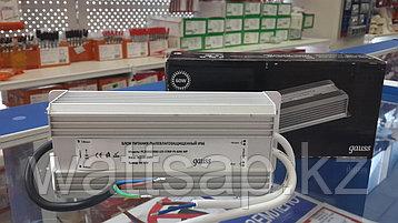 Блок питания с пылевлагозащитой Gauss 60 Вт PC202023060