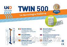 UNO-TWIN 500/80 Биметаллический радиатор, фото 3