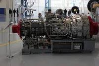 Противопомпажное регулирование газовой турбины и компрессора