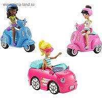 Автомобиль Barbie, МИКС