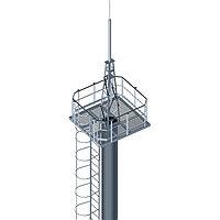 Прожекторная мачта ПМЖ 22,8 и ПМЖ 22,8А  (без ж/б изделий)