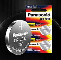 Panasonic Industrial CR2032 Литиевая батарея